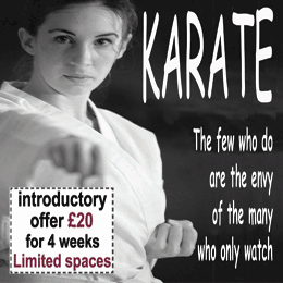 Image of Beginner's Karate Special Offer