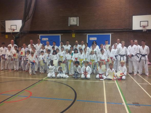Harpenden Grading July 1st 2012